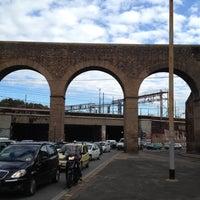 Foto scattata a Porta Maggiore da Tatiana T. il 10/30/2012