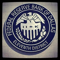 Federal Reserve Bank of Dallas - Government Building in Uptown