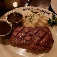 Снимок сделан в Stockyards Steakhouse пользователем Legsi W. 8/7/2019