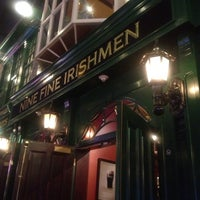 8/15/2013 tarihinde Jeremy N.ziyaretçi tarafından Nine Fine Irishmen'de çekilen fotoğraf