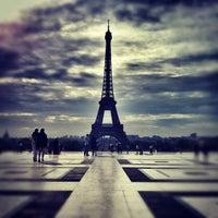 Photo prise au Place du Trocadéro par Michele M. le12/10/2012