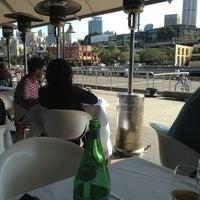 Foto diambil di Manta Restaurant oleh Mario B. pada 9/14/2013