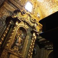 Foto tomada en La Compañía de Jesus por Jose A. el 11/8/2012