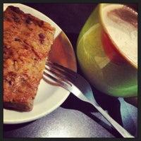 Das Foto wurde bei Drunken Monkey Coffee Bar von Rania am 2/22/2013 aufgenommen