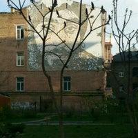 Снимок сделан в Арт-сквер «Небесної Сотні» пользователем Volodymyr S. 4/15/2017