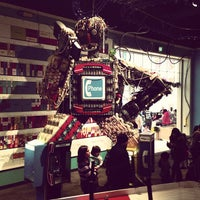 12/29/2012에 Julian K.님이 Children's Museum of Houston에서 찍은 사진