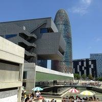 Foto diambil di OFFF Barcelona oleh Reinaldo A. pada 6/6/2013