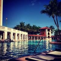 6/16/2013にOnur O.がMiami Biltmore Hotelで撮った写真