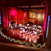 Photo prise au Copley Symphony Hall par Andrew W. le12/22/2012