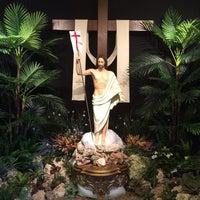 รูปภาพถ่ายที่ St. Raymond Catholic Church โดย Melissa S. เมื่อ 4/3/2016