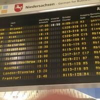 Photo prise au Terminal A par Wouter 🚀 D. le3/8/2013