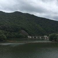 夏子ダム - 脇町字西俣名地先