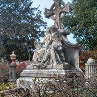 Das Foto wurde bei Oakland Cemetery von Friar F. am 2/4/2013 aufgenommen