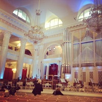 Photo prise au Grand Hall of St Petersburg Philharmonia par Nikita G. le3/31/2013