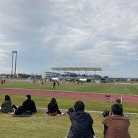 下野市大松山運動公園陸上競技場 - Track Stadium