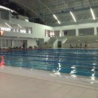 1/26/2013 tarihinde Samet Ö.ziyaretçi tarafından Tekirdağ Gençlik Hiz. ve Spor İl Md. Kapalı Yüzme Havuzu'de çekilen fotoğraf