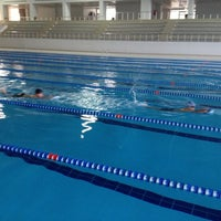 11/9/2012 tarihinde Samet Ö.ziyaretçi tarafından Tekirdağ Gençlik Hiz. ve Spor İl Md. Kapalı Yüzme Havuzu'de çekilen fotoğraf