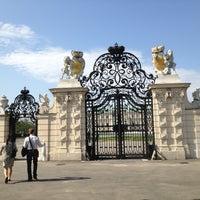 5/9/2013 tarihinde Kirina I.ziyaretçi tarafından Oberes Belvedere'de çekilen fotoğraf