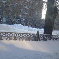 Снимок сделан в Парк-аллея «Восход» пользователем Marika C. 11/20/2012