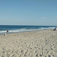 Photo Taken At Monmouth Beach Private By Ruslan K On 8