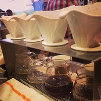 2/23/2013 tarihinde Justin T.ziyaretçi tarafından Peregrine Espresso'de çekilen fotoğraf