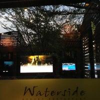 4/21/2013 tarihinde ikarnkarn w.ziyaretçi tarafından Waterside Resort Restaurant'de çekilen fotoğraf