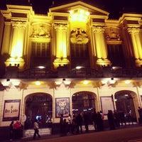 Foto tomada en Teatro Renault por Victor M. el 4/21/2013