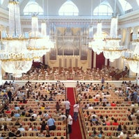 Photo prise au Grand Hall of St Petersburg Philharmonia par Marina P. le6/26/2013