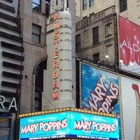 Photo prise au New Amsterdam Theater par Pierre le10/14/2012