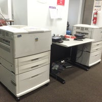 Foto tomada en NYU Third North Printing Center por HashtagNYU el 9/21/2015