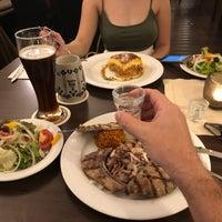Das Foto wurde bei Restaurant Delphi von Oleg A. am 8/19/2018 aufgenommen