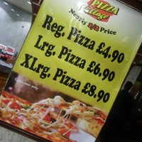 Pizza Village Sudbury London Greater London