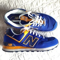 3c45bff2ccc ... Photo taken at New Balance by Wagner L. on 5 26 2014 ...