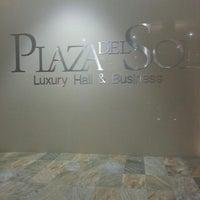 Foto tomada en Plaza Sol Luxury Hall & Business por Turismo E. el 9/30/2012