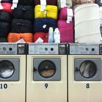 Photo taken at The Wash Depot Laundromat by Jorge Ayauhtli O. on 10/3/2012