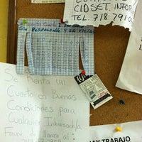 Photo taken at The Wash Depot Laundromat by Jorge Ayauhtli O. on 12/24/2012