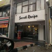 Secret Recipe Cafe In Bayan Baru