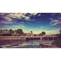 Foto scattata a Hiram M. Chittenden Locks da Johannes E. il 6/8/2014