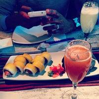 7/11/2013 tarihinde Javier R.ziyaretçi tarafından Senz Nikkei Restaurant'de çekilen fotoğraf