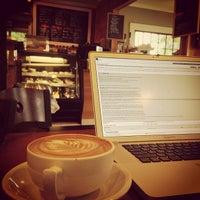 Foto scattata a Land of a Thousand Hills Coffee da Mike W. il 8/19/2013