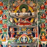 Снимок сделан в Tibetan Gallery & Studio пользователем Nina Y. 1/14/2017
