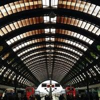 Foto scattata a Stazione Milano Centrale da Andrea P. il 5/17/2013