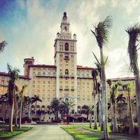 12/21/2012にIshaan V.がMiami Biltmore Hotelで撮った写真
