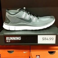 2fb66b43c17 ... Photo taken at Nike Factory Store by Cuc T. on 4 18 2016 ...