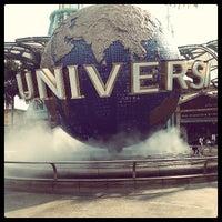 5/15/2013 tarihinde Ren R.ziyaretçi tarafından Universal Studios Singapore'de çekilen fotoğraf
