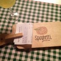 Foto scattata a Spaghetti паста-бар da Валентина М. il 5/16/2013