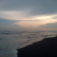 Pantai Congot Kulonprogo Indonesia