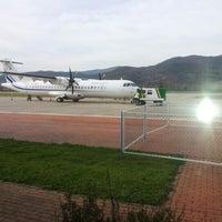Foto diambil di Zonguldak Havalimanı (ONQ) oleh Doğukan B. pada 2/4/2013