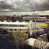 Photo prise au Lord's Cricket Ground (MCC) par Karim E. le3/10/2013