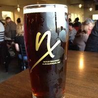 Das Foto wurde bei Nexus Brewery von Victor am 10/13/2012 aufgenommen